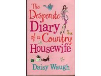 The Desperate Diary of a Country Housewife by Daisy Waugh ( Paperback )