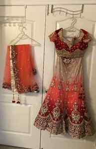 Indian Bridal wedding and Party wear