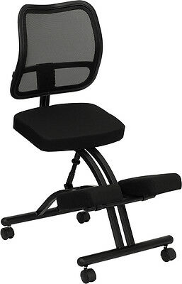 Scissor Frame Design Kneeling Office Desk Chair
