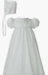 White Baby Christening Gown for Sale