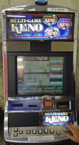 "Slot Machine Williams Bluebird 1 ""Multi Game Keno"""
