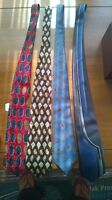 A couple ties for $1 each