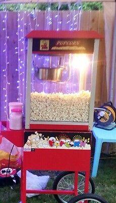 Popcorn Machine Hire Only