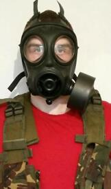 Nbc gas mask dated 1987