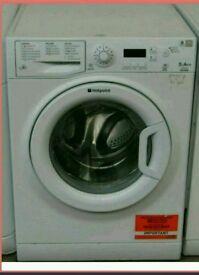 Hotpoint WMXTF942P 'Extra' 9Kg Wash Washing Machine
