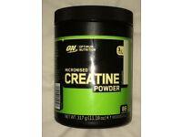 Optimum Nutrition Micronized Creatine Powder 88 Serving