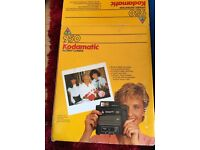 Kodak kodamatic 950 instant camera