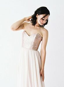 Brand new Truvelle wedding gown (Rochelle size 2)