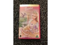 Barbie As Rapunzel (VHS, 2002)