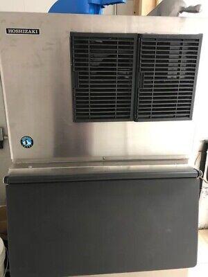 2018 Hoshizaki Ice Machine