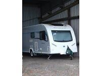 Bailey Pursuit 530/4 Caravan 3 years old. As new