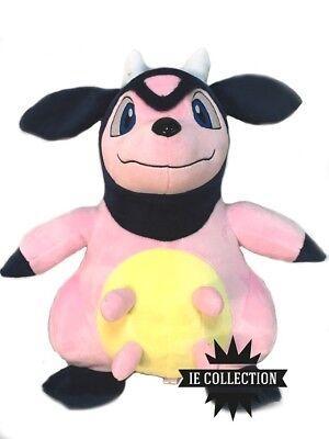 Pokemon Miltank 30cm Peluche Muñeco de Nieve Vaca Ecremeuh Plush Doll Tauros segunda mano  Embacar hacia Mexico