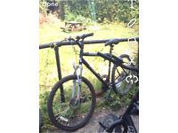 """Apollo xc26 22"""" mountain bike"""