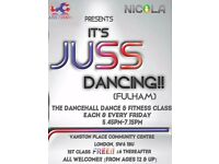 Fitness and Dance class