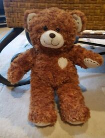 Build-a-bear teddy