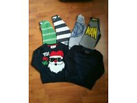 Boys bundle of jumpers age 5-6 years