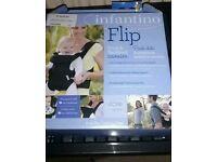 Brand new Infantiono Flip 3 Baby carrier