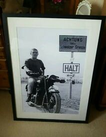 Brand new Steve Mc Queen (the great escape) Picture