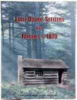 EARLY DOURO SETTLERS and FAMILIES TO 1870
