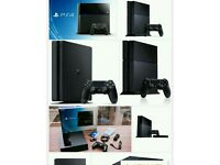 I want to buy Sony PlayStation 4 controller 🎮 and all accessories £100 pls text me on 07481135627