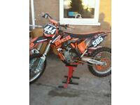 Ktm 250f efi 2011 mint condition