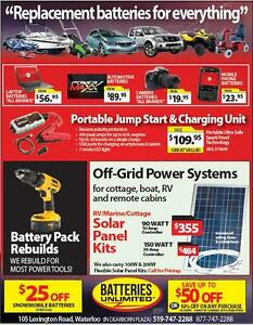 SOLAR PANELS FOR SAILORS  or RV's!...from 40 watts and up Kingston Kingston Area image 3