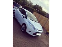 FORD FIESTA, 1.25 ZETEC, VERY LOW MILEAGE, FULL SERVICE HISTORY, GREAT CONDITIONIN