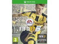 Xbox one Fifa 17 & Fifa 16