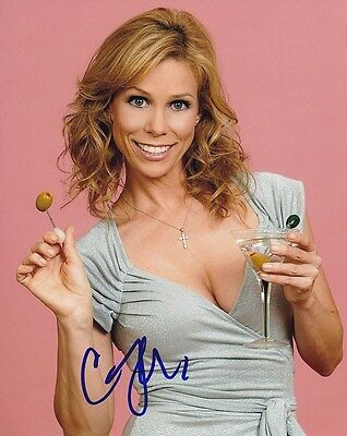 Cheryl Hines Signed Autographed 8X10 Photograph