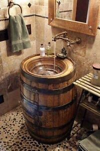 Original Jack Daniels branded oak whiskey barrels for sale! Peterborough Peterborough Area image 9