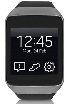 Samsung Gear Live Smartwatch Fitnesstracker  Armbanduhr Schwarz