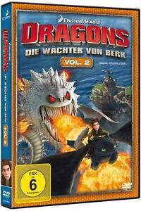 DVD - Dragons - Die Wächter von Berk Vol. 2 (2014)  NEU - in Folie