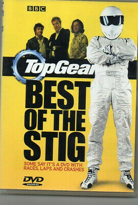 Top Gear Best of The Stig - DVD 2009 (Best Top Gear Adventures)