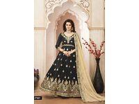 Aanaya Vol-18 Anarkali Heavy Embroidered Suit