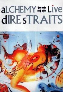 DIRE STRAITS ALCHEMY LIVE (1980) dvd SEALED/NEW