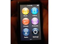 iPod nano 7th generation 32 gb black