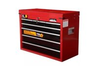 Halfords Professional 7 Drawer Top Box Chest **BRAND NEW**