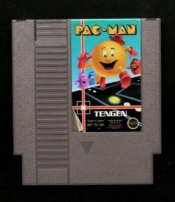 Pac-Man - Tengen Gray (Nintendo Entertainment System, 1990)