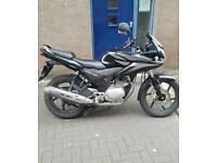 Swaps. Honda cbf 125cc for bigger bike
