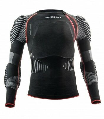 ACERBIS X FIT 2.0 JUNIOR PRO SOFT BODY ARMOUR YOUTH SUIT PROTECTOR MOTOCROSS MX