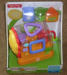 Fisher-Price Silly Safari Fill & Spill Lion