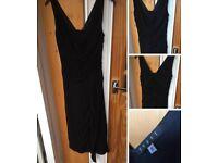 Black dress from Coast - size 8