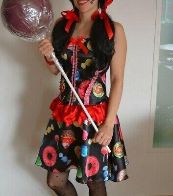 Damen-Karneval Kostüm Candy Girl gr.34