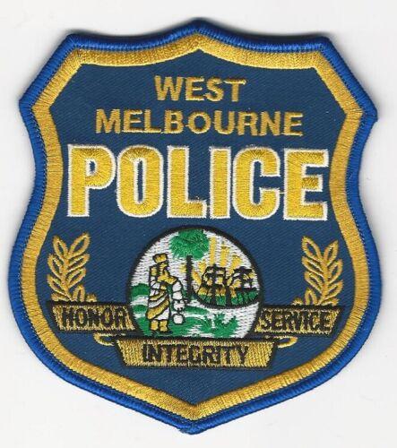 West Melbourne Police State Florida FL NEW