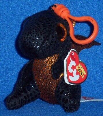 Ty Beanie Boos   Merlin The Dragon Key Clip   Mint W  Mint Tag  Walgreens Excl