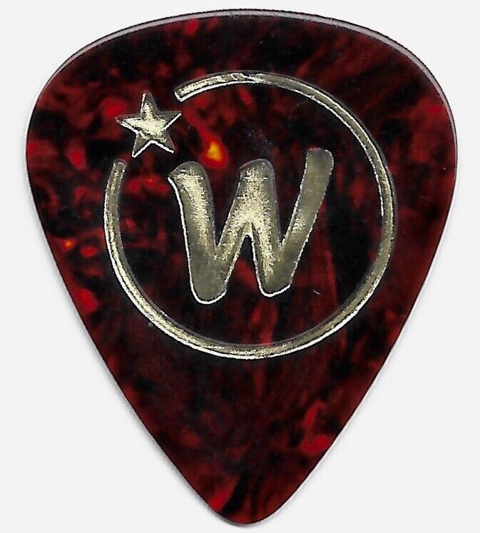 """WALLFLOWERS 1997 """"Horse Tour"""" JAKOB DYLAN Tour Issued Stage Guitar Pick"""