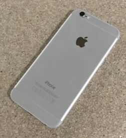 iPHONE 6 16GB, WITH SHOP RECEIPT & WARRANTY, UNLOCKED, GOOD CONDITION