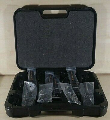 Motorola Walkie Talkie TLKR T80 carry case Plus 4 Carry Straps & 4 Aerials