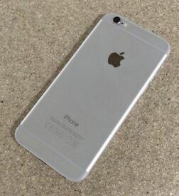 iPHONE 6 64GB - GOOD CONDITION - SHOP RECEIPT & WARRANTY - 02 GIFF GAFF