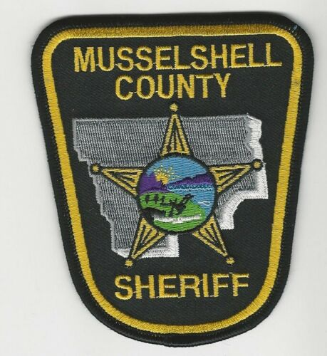 Musselshell County Sheriff State Montana MT
